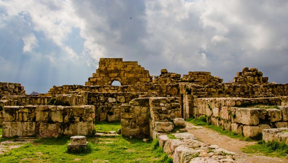 Amman Kalesi Ürdün