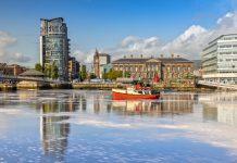 Belfast İngiltere