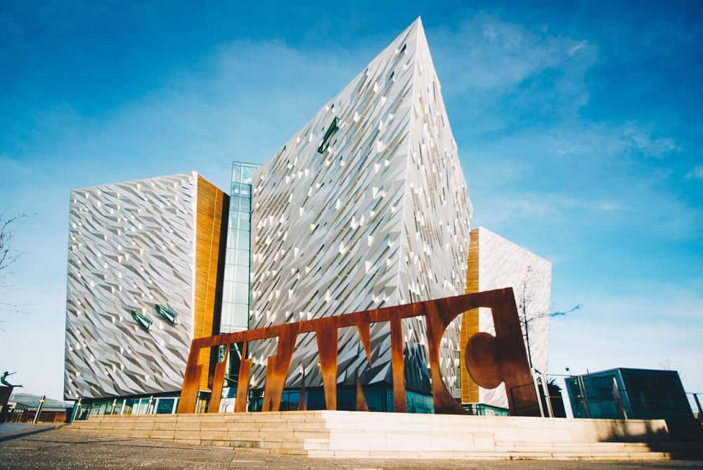Belfast'a Ulaşım
