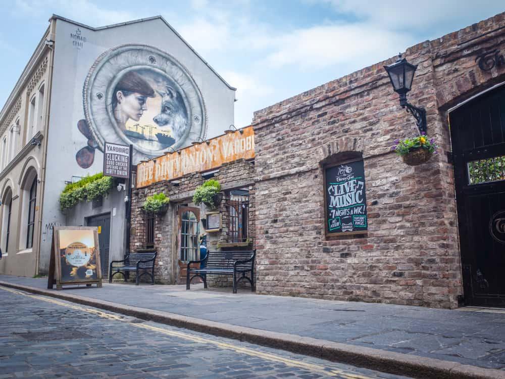 Belfast'ta Ne Yenir, Nerede Yenir?