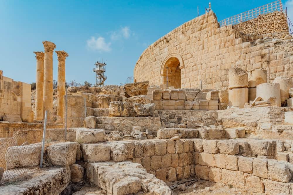 Ceraş Amman Ürdün
