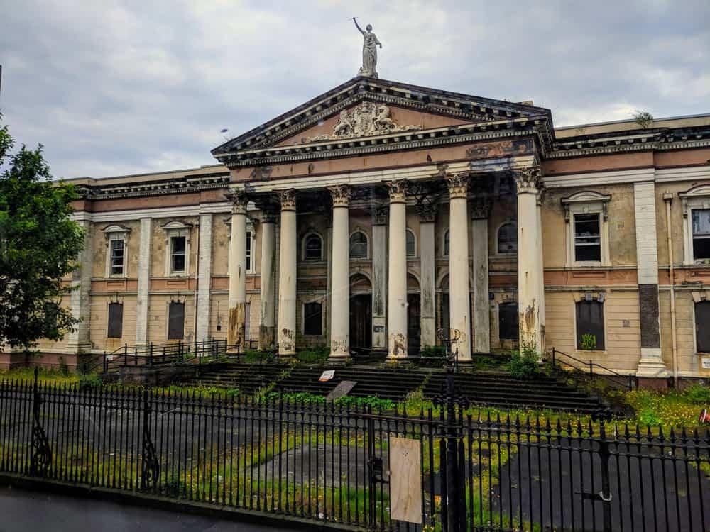 Crumlin Road Gaol Hapishanesi Belfast