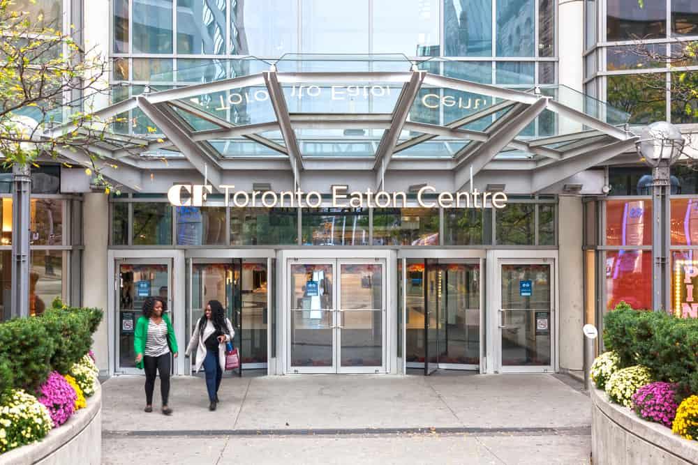 Eaton Center Toronto Kanada