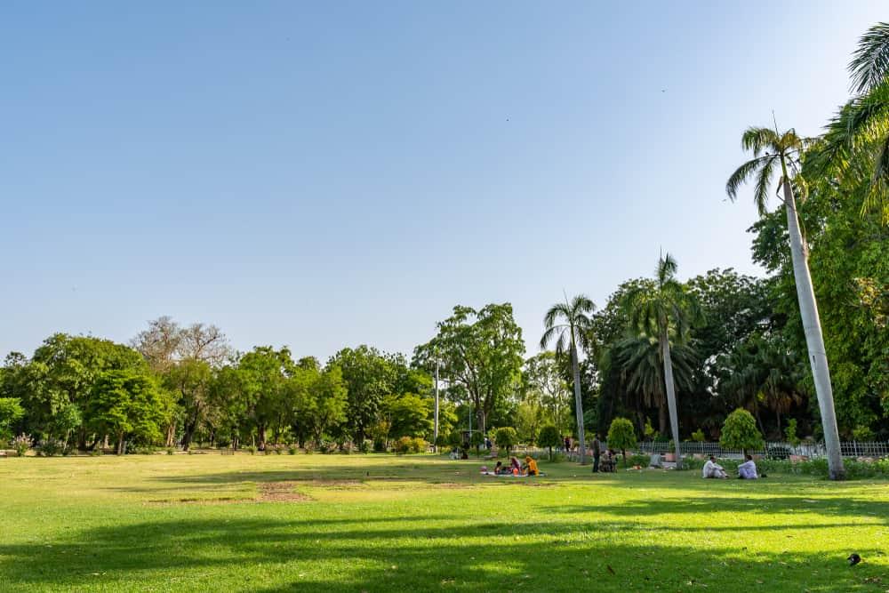 Fatima Jinnah Parkı İslamabad Pakistan