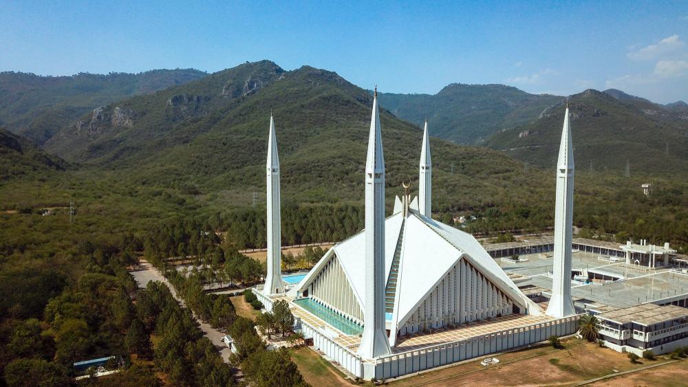 Faysal Camii İslamabad Pakistan