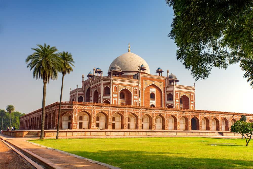 Hümayun Şah Türbesi Yeni Delhi