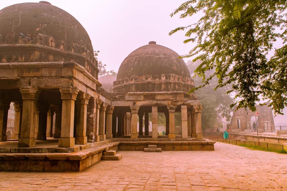 Hauz Khas Köyü Yeni Delhi