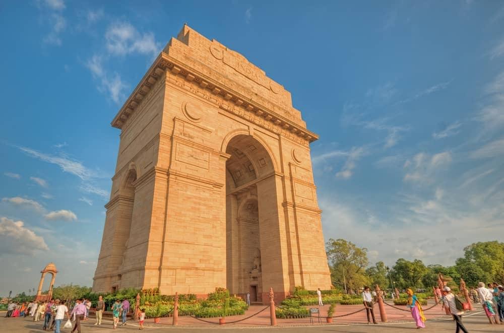 Hindistan Kapısı Yeni Delhi