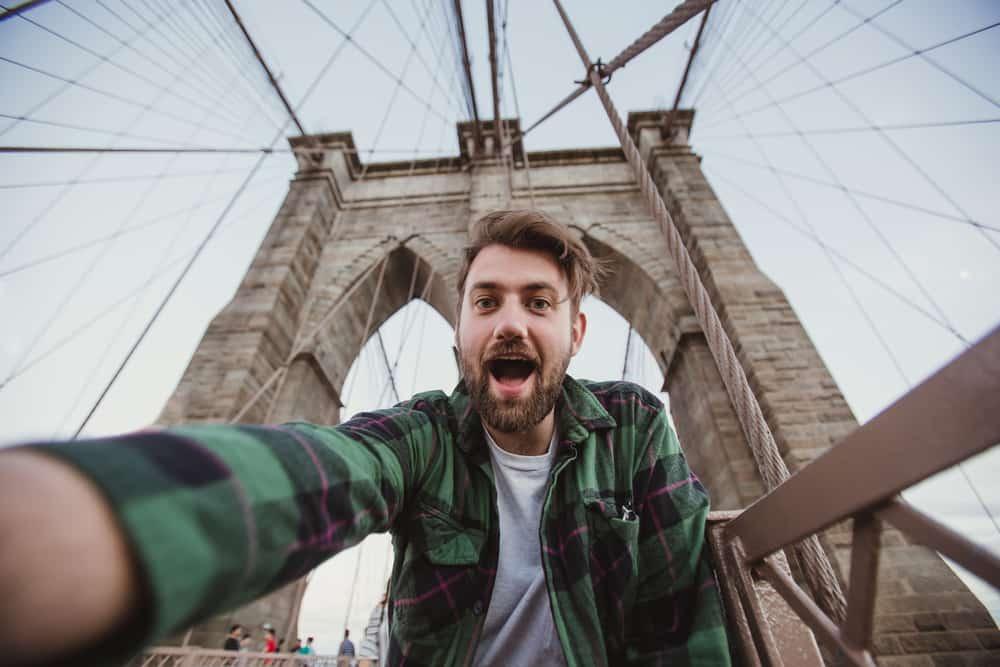 Instagram Brooklyn Selfie-Instagram Tatillerine Çıkmak