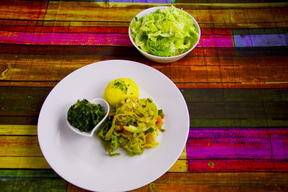 Kenya ugali yemek