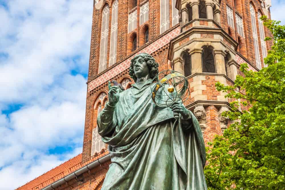 Kopernik Polonya