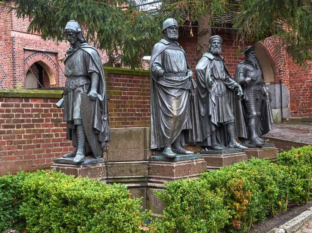 Malbork Kalesi Töton Şövalyeleri, Polonya