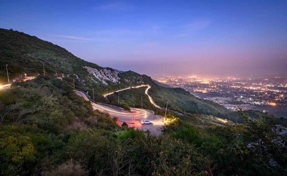 Margalla Tepeleri İslamabad Pakistan