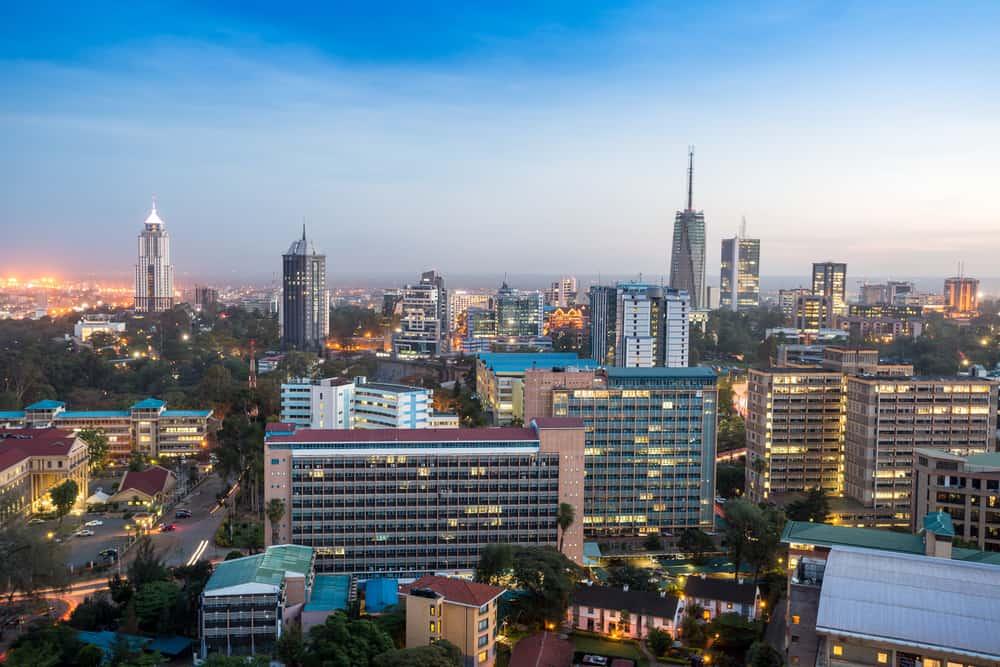 Nairobi'de Masraflar