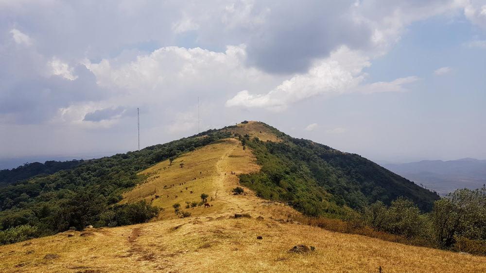 Ngong Tepeleri Nairobi Kenya