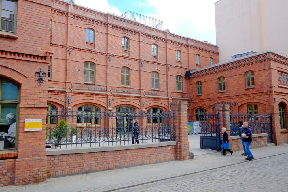 Piernika Müzesi Torun Polonya