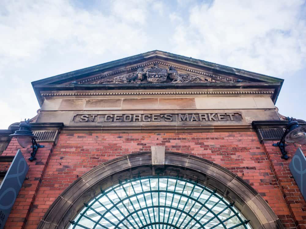 St George PaSt George Pazarı Belfastzarı Belfast