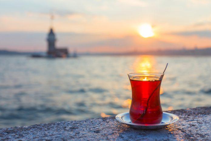Türk Çayı Kız Kulesi