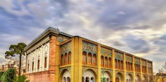 Gülistan Sarayı Tahran İran