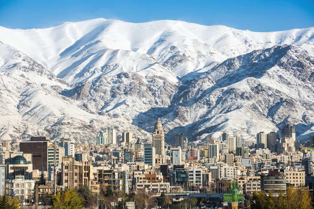 Tahran Kış