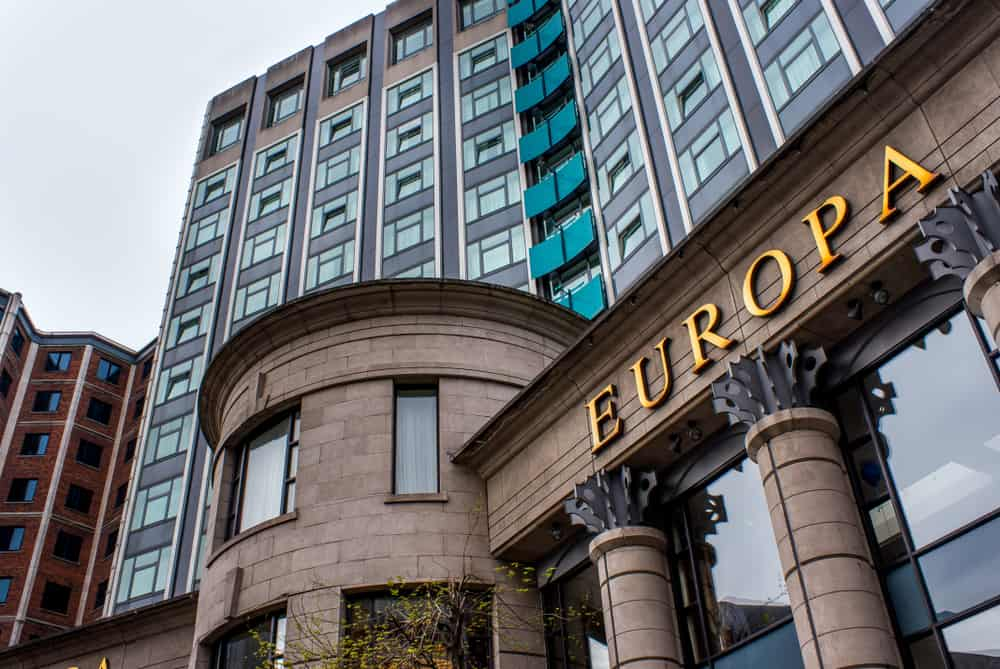 The Europa Otel Belfast