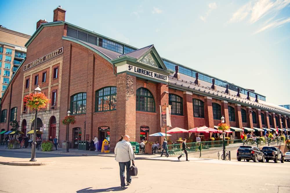 Toronto St. Lawrence Market