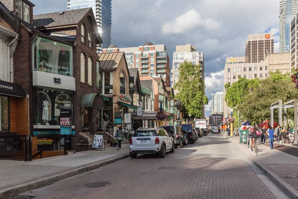 Toronto Yorkville