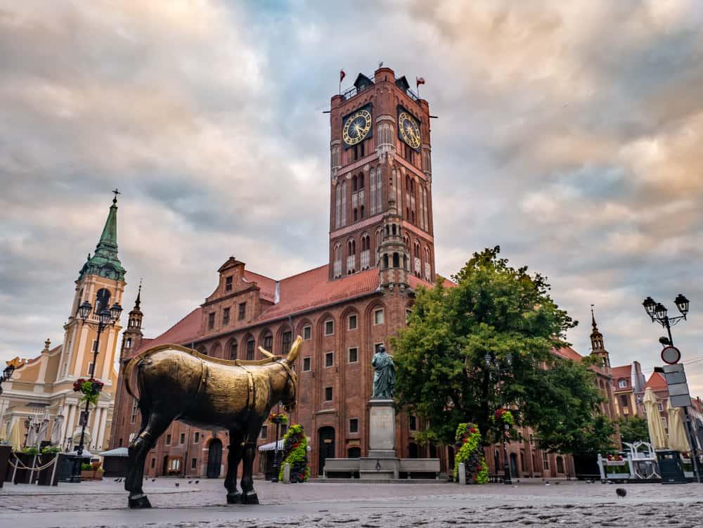 Toruń'da Konaklama
