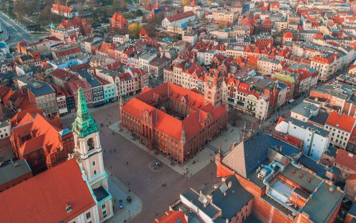 Torun Polonya