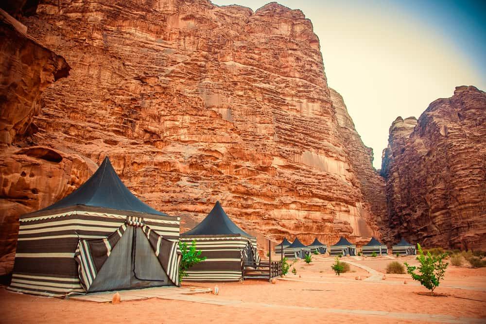 Wadi Rum Petra