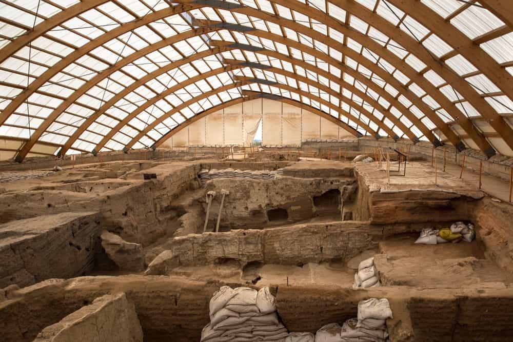 Çatalhöyük Neolitik Kenti Tarihi