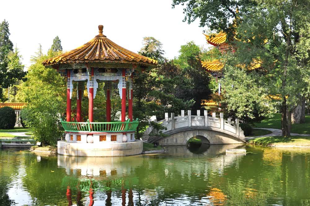 Çin Bahçesi Zürih