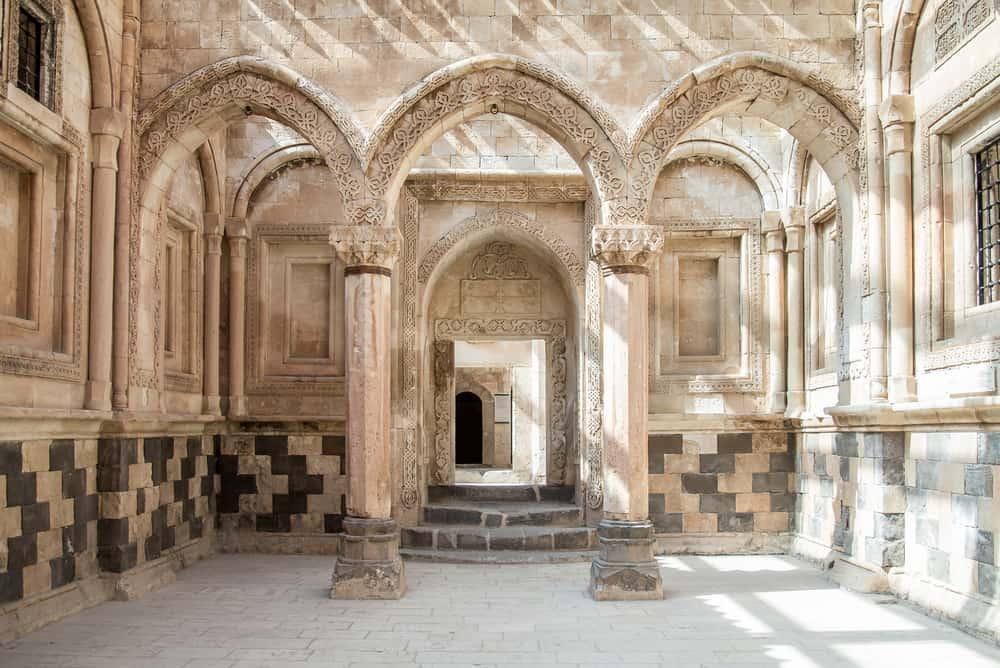 İshak Paşa Sarayı Mimarisi