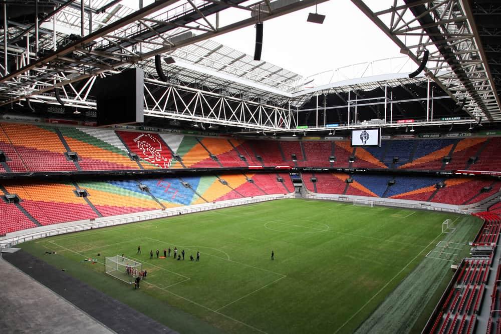 Amsterdam Arena, Johan Cruijff Stadyumu