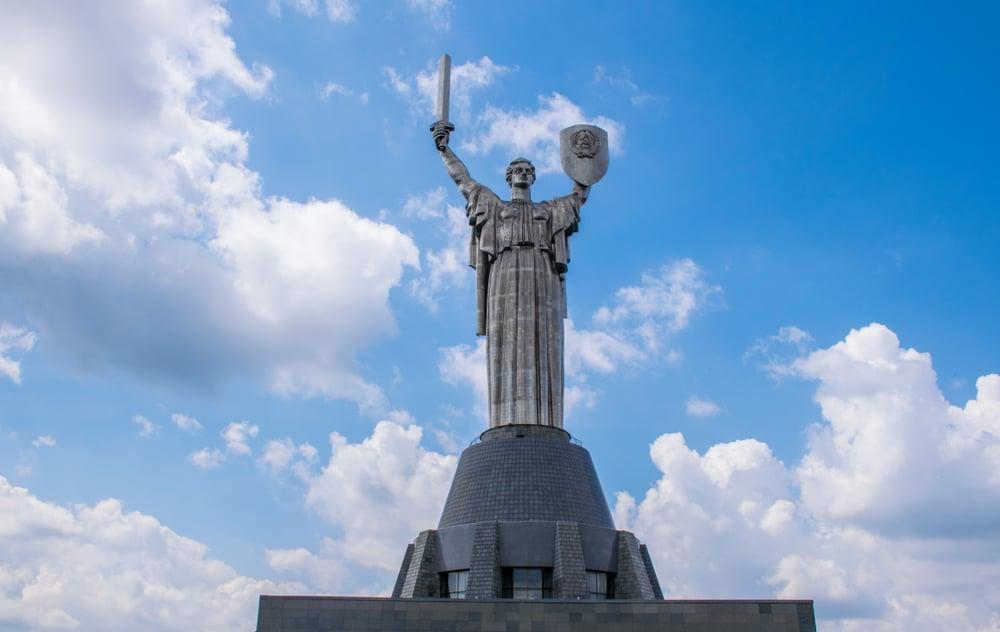 Anavatan Heykeli – Motherland Monument, Kiev