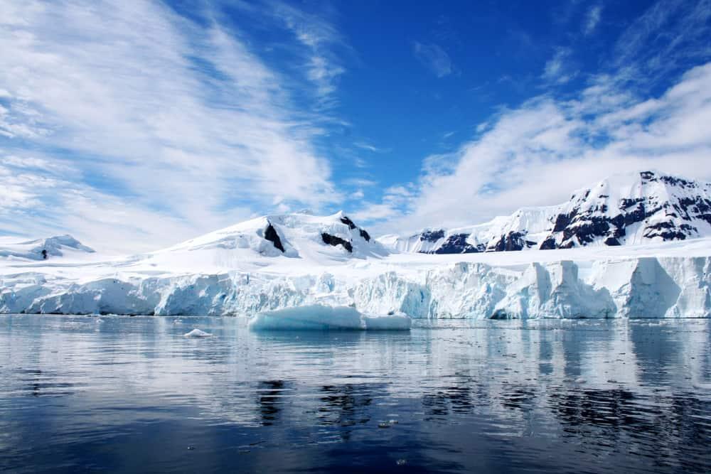 Antarktika Kıtası'ndaki Akarsular