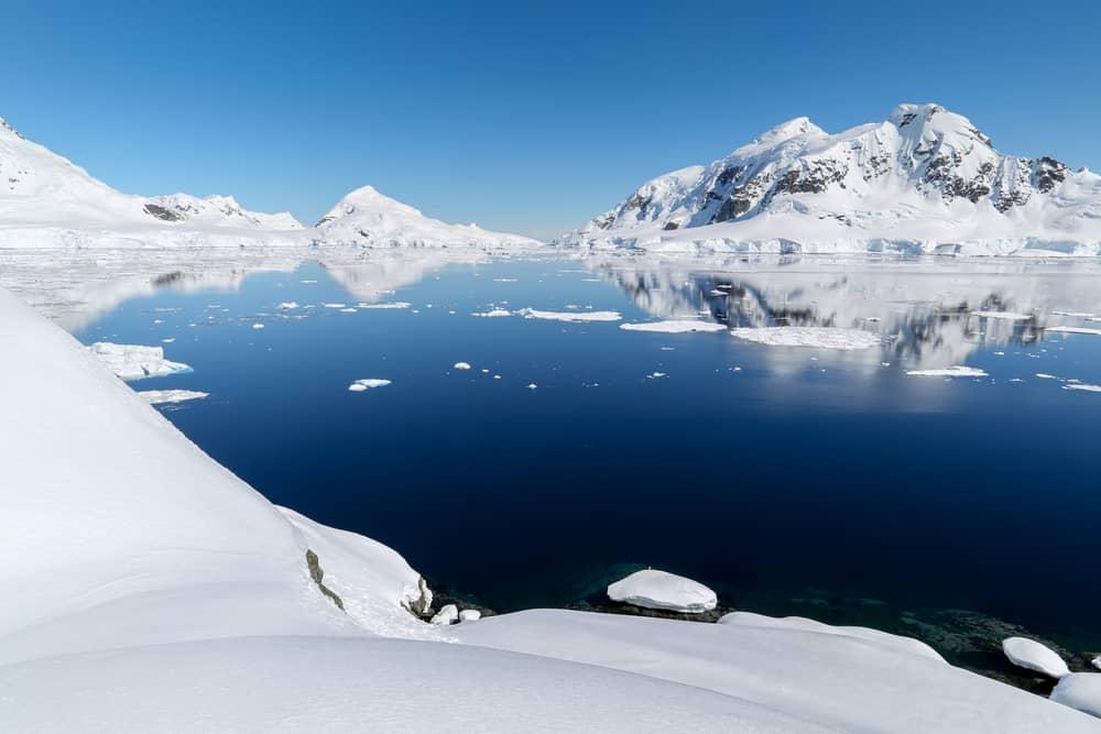 Antarktika Kıtası'ndaki Göller