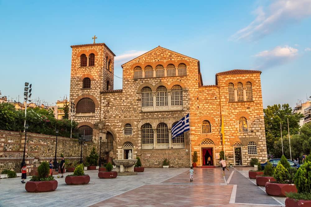 Aya Dimitros Katedrali Selanik