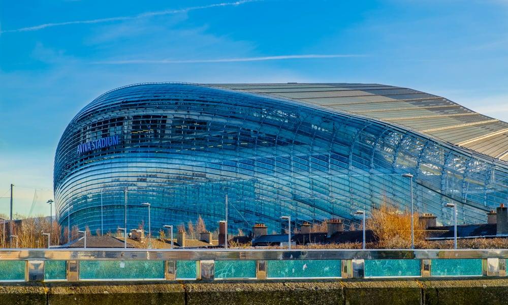 Dublin Aviva Stadyumu