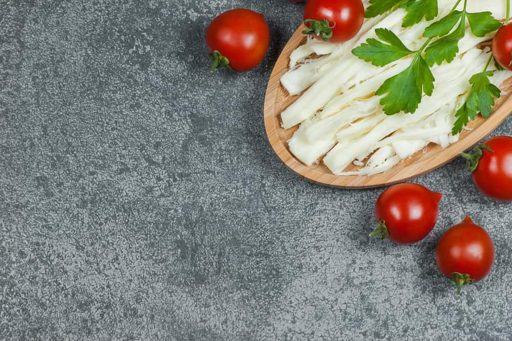 Erzurum Çeçil Peyniri