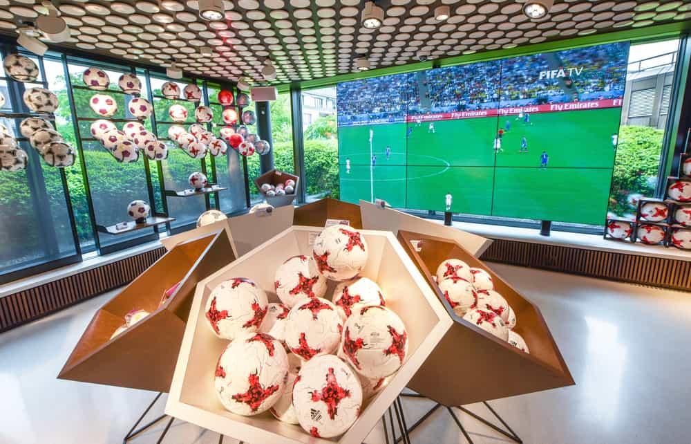 FIFA Dünya Futbol Müzesi Zürih