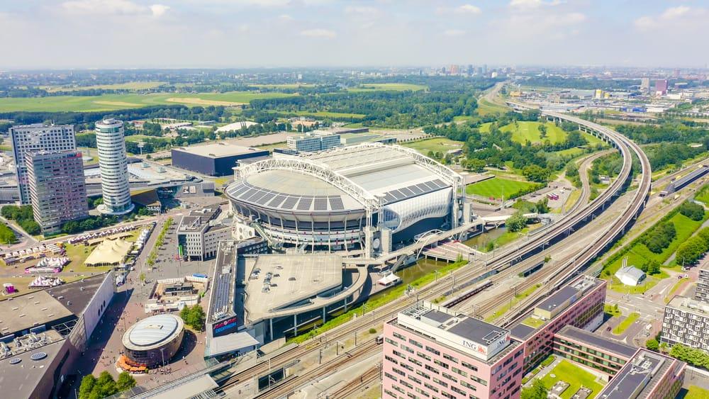 Johan Cruijff Stadyumu, Amsterdam