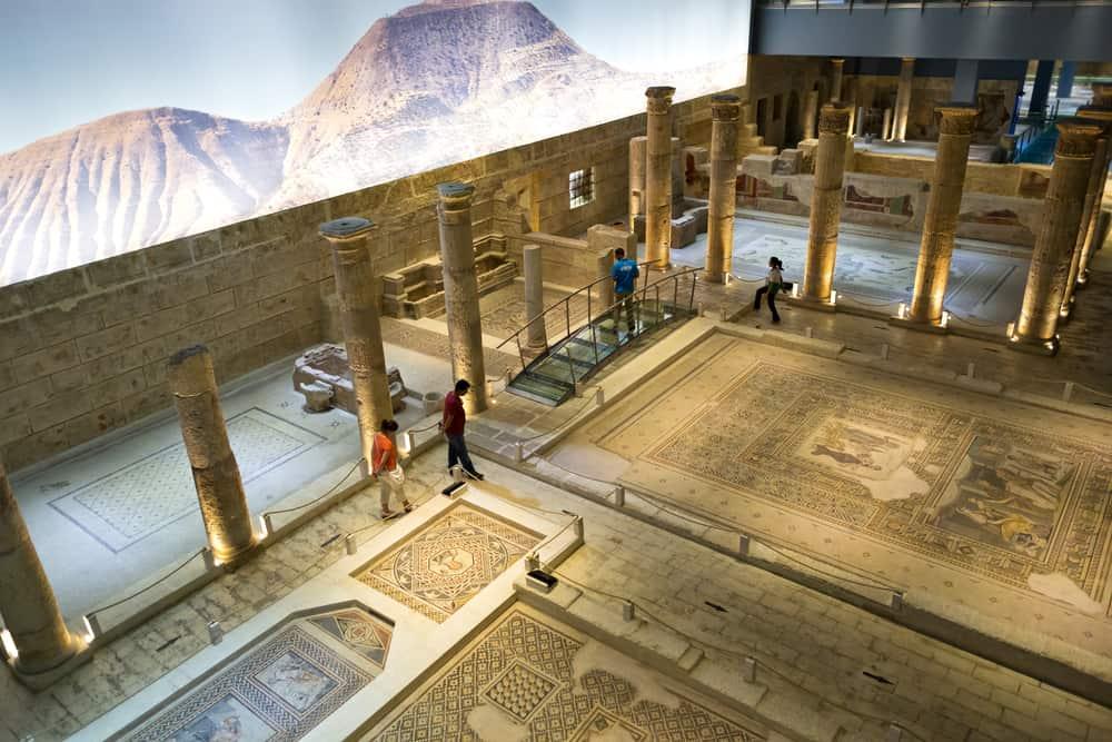 Zeugma Mozaik Müzesi , Gaziantep