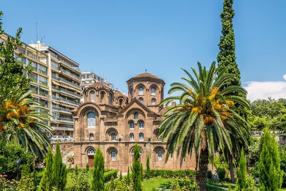 Kazancılar Kilisesi (Panagia Chalkeon) Selanik