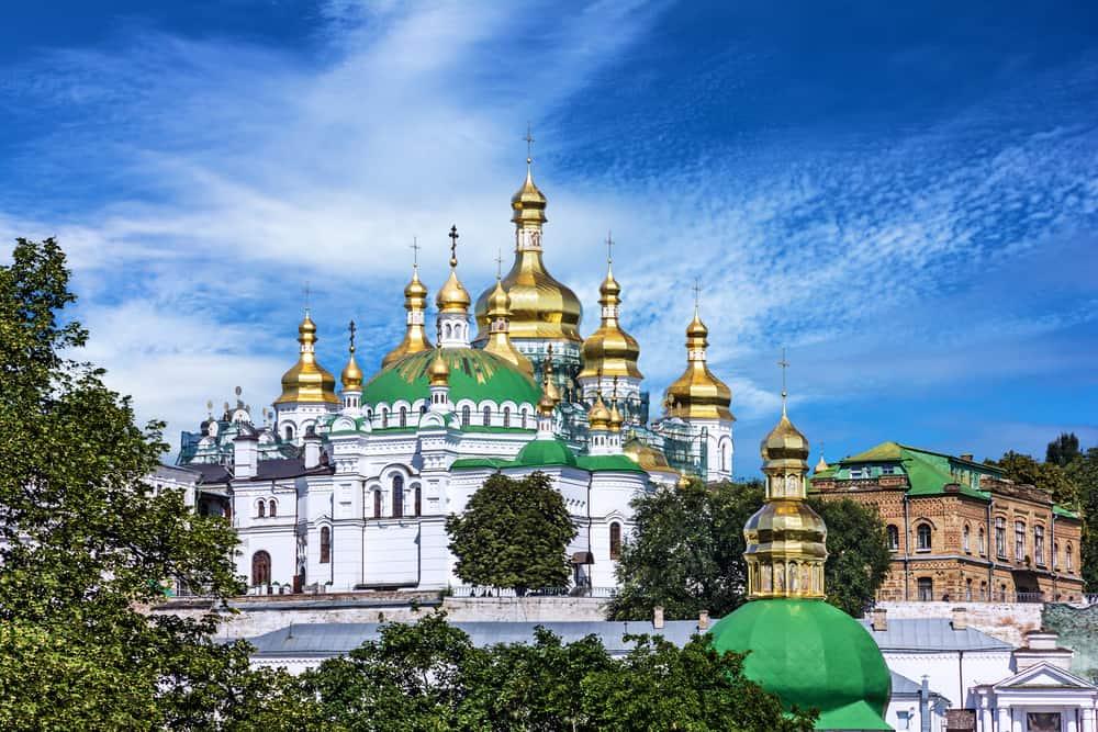 Pechersk Lavra Manastırı- Ortodoks Kiev ve Manastırları