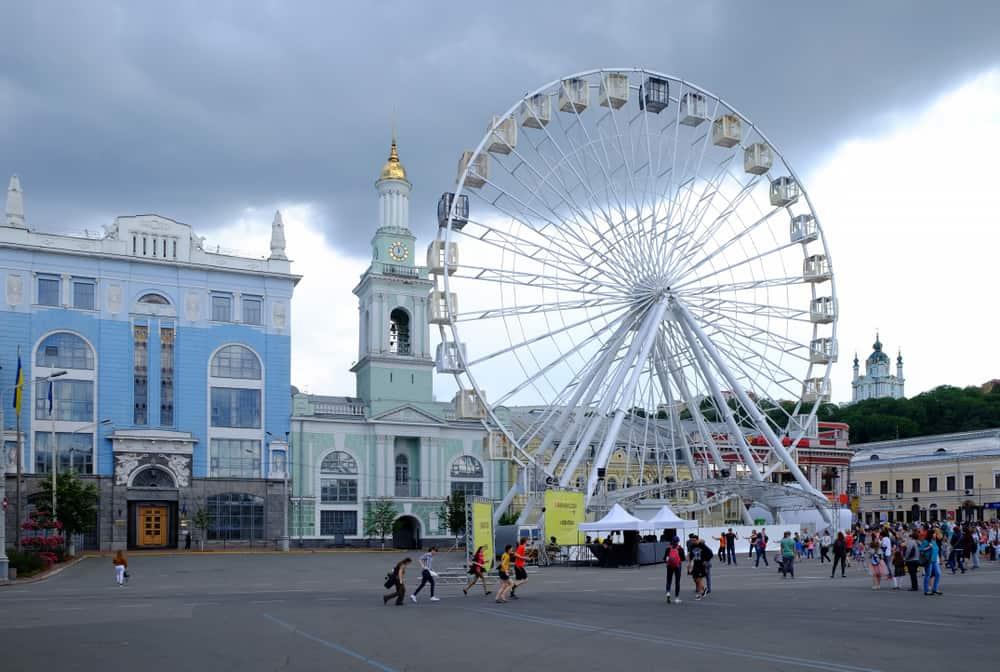 Kontraktova Meydanı, Kiev