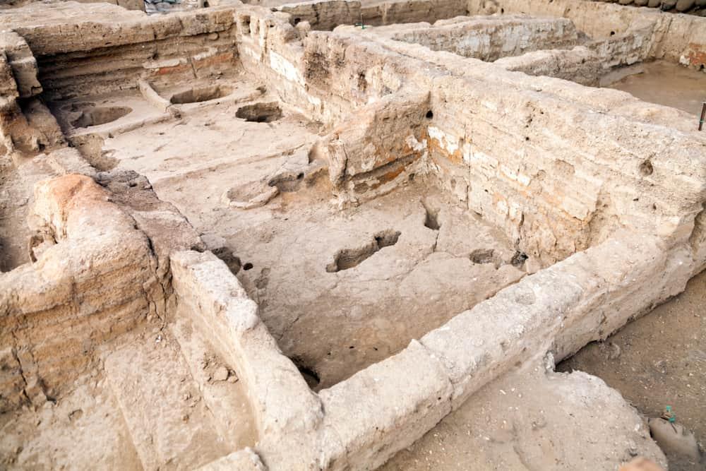 Çatalhöyük Neolitik Kenti Mimarisi