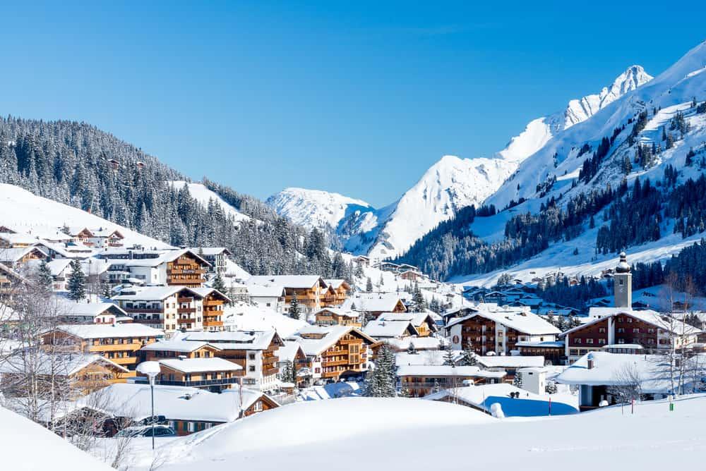 Lech, Avusturya