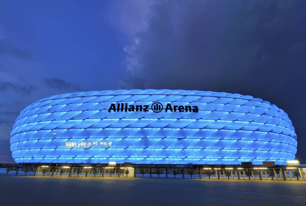 Münih Arena Almanya