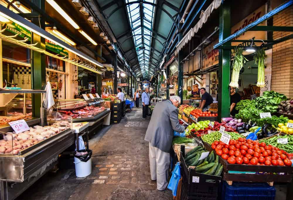 Modiano Market Selanik